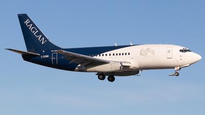 C-GXNR - Boeing 737-2S2C(Adv) - Raglan-Glencore Group