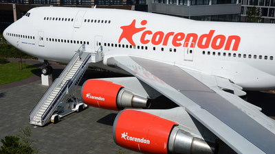 PH-BFB - Boeing 747-406 - Corendon Dutch Airlines