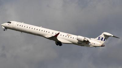 EC-JZV - Bombardier CRJ-900ER - Scandinavian Airlines (SAS) (Air Nostrum)