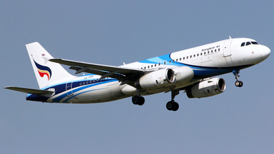 HS-PPK - Airbus A320-232 - Bangkok Airways
