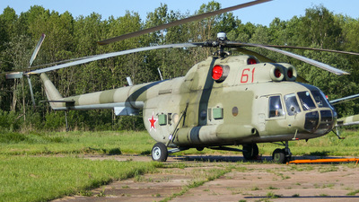 61 - Mil Mi-8SMV Hip - Russia - Air Force