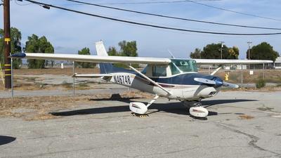 N46748 - Cessna 152 - Private