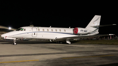 A picture of PRBBP - Cessna 680 Citation Sovereign - [6800241] - © Sergio Mendes