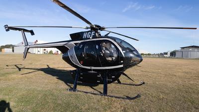 ZK-HGF - Hughes 369E (500E) - Private