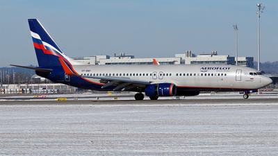 A picture of VPBNP - Boeing 7378MC - Aeroflot - © Hugo Schwarzer