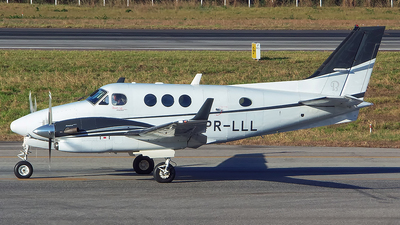 A picture of PRLLL - Beech C90GTi King Air - [LJ1973] - © Caio Henrique