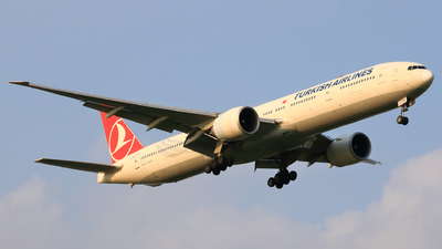A picture of TCJJM - Boeing 7773F2(ER) - Turkish Airlines - © TREKER-Anakin_Z