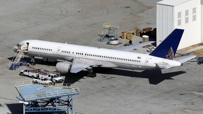 A picture of N779FD - Boeing 757222(SF) - [25252] - © Javier Rodriguez - Amics de Son Sant Joan