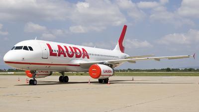 9H-IBJ - Airbus A320-232 - Lauda Europe