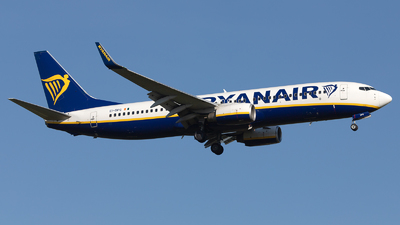 A picture of EIDPG - Boeing 7378AS - Ryanair - © PM