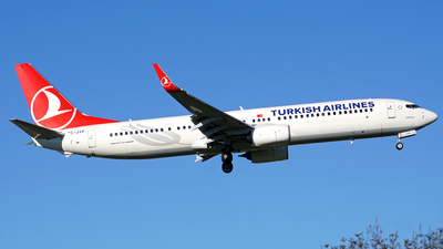 TC-JYP - Boeing 737-9F2ER - Turkish Airlines