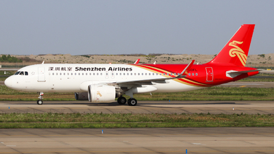 A picture of B30FL - Airbus A320271N - Shenzhen Airlines - © Charlie-Aviationphotography