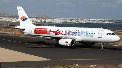 EC-KEC - Airbus A320-232 - Spanair