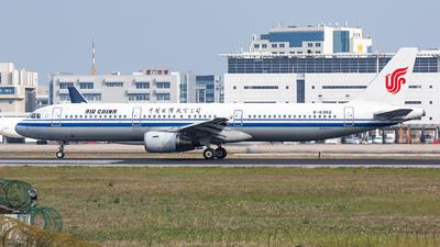 B-6382 - Airbus A321-213 - Air China