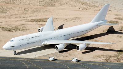 A picture of N895BA - Boeing 74785M - Boeing - © Daniel Dominguez