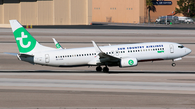PH-HSM - Boeing 737-8K2 - Sun Country Airlines (Transavia Airlines)