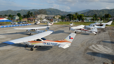 A picture of N2700F - Cessna 182J Skylane - [18256800] - © Ennio