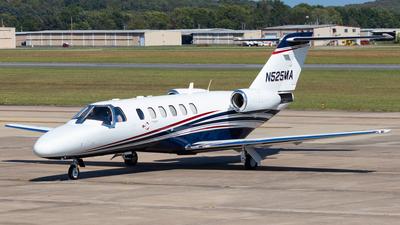 N525MA - Cessna 525A CitationJet 2 - Private