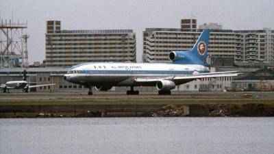 JA8501 - Lockheed L-1011-1 Tristar - All Nippon Airways (ANA)