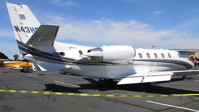 N43HF - Cessna 560XL Citation Excel - Private