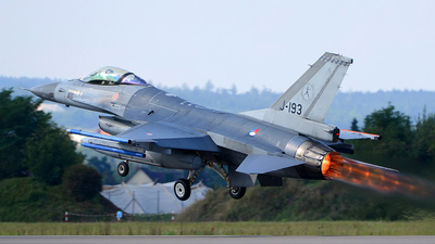 J-193 - General Dynamics F-16AM Fighting Falcon - Netherlands - Royal Air Force