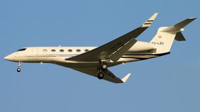 EC-LZU - Gulfstream G650 - Private