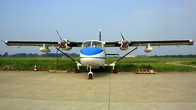 B-3807 - Harbin Y-12 II - Ordos General Aviation