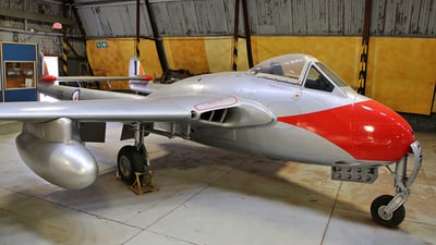 229 - De Havilland Vampire FB.9 - South Africa - Air Force