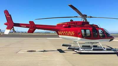 N115SF - Bell 407GX - Private