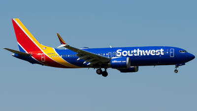 N8806Q - Boeing 737-8 MAX - Southwest Airlines