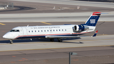 N7305V - Bombardier CRJ-200LR - US Airways Express (Mesa Airlines)