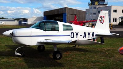 OY-AYA - Grumman American AA-1 Yankee - Private