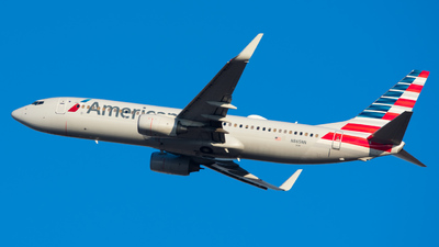 A picture of N865NN - Boeing 737823 - American Airlines - © Skier737