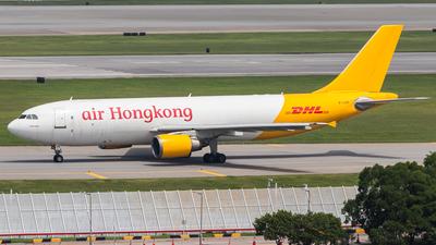 A picture of BLDB - Airbus A300F4605R - Air Hong Kong - © Thomas Tse