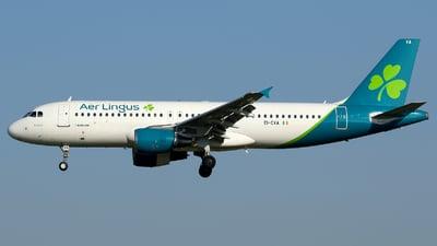 A picture of EICVA - Airbus A320214 - Aer Lingus - © Carlos Barcelo
