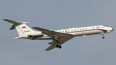RA-65989 - Tupolev Tu-134A-3 - Russia - Air Force