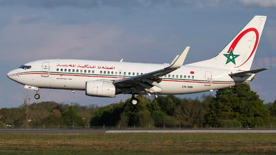 CN-RNR - Boeing 737-7B6 - Royal Air Maroc (RAM)