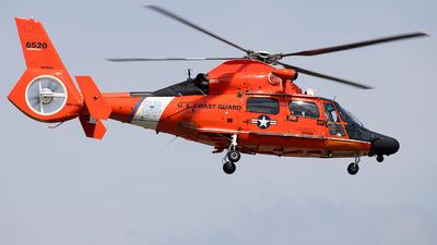 6520 - Aérospatiale MH-65D Dolphin - United States - US Coast Guard (USCG)