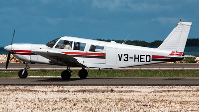 V3-HEQ - Piper PA-32-300 Cherokee Six - Private