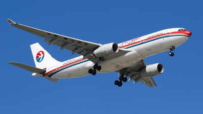 B-5938 - Airbus A330-243 - China Eastern Airlines