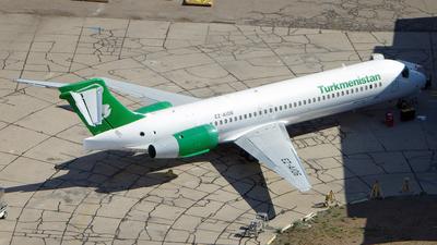 EZ-A106 - Boeing 717-22K - Turkmenistan Airlines