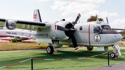 149877 - Grumman S-2F-2 Tracker - Turkey - Navy