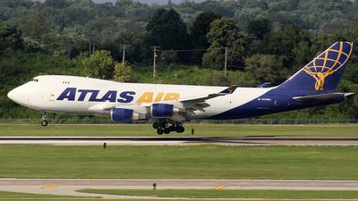 N409MC - Boeing 747-47UF(SCD) - Atlas Air