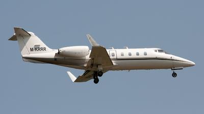 M-KRRR - Bombardier Learjet 55 - Private