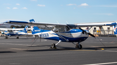 N493ER - Cessna 172S Skyhawk SP - Embry-Riddle Aeronautical University (ERAU)