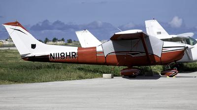 N118HR - Cessna 182R Skylane - Private