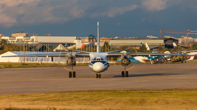 RF-36013 - Antonov An-26 - Russia - Air Force