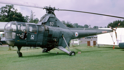 WG719 - Westland Dragonfly HR.5 - United Kingdom - Royal Navy