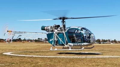 ZU-RAR - Aérospatiale SE.3130 Alouette ll - Private