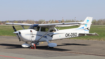 OK-DSO - Cessna 172S Skyhawk - Delta System-Air